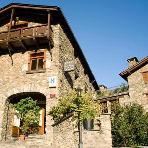 Hotellikuvia: Hotel Santa Bàrbara De La Vall D'ordino, Ordino