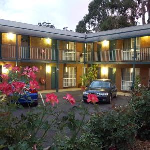 Fotos do Hotel: Hepburn Springs Motor Inn, Daylesford