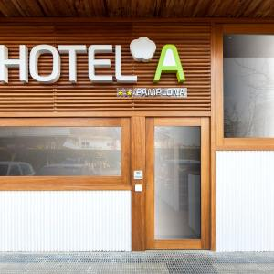 Hotel Pictures: Hotel A Pamplona, Pamplona