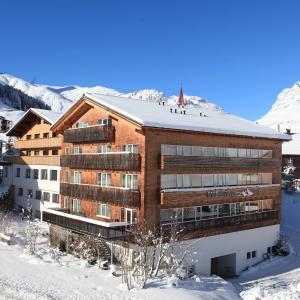 Hotelfoto's: Hotel Walserberg, Warth am Arlberg