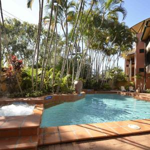 ホテル写真: Bermuda Villas, ヌーサヴィル