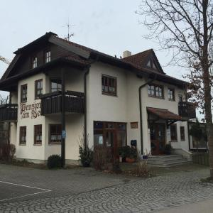 Hotelbilleder: Pension am See, Wörthsee