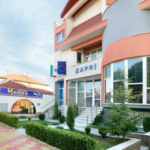 Fotos do Hotel: Hotel Kapri, Yambol