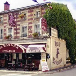 Hotel Pictures: Le Cheval Rouge, Sainte-Menehould