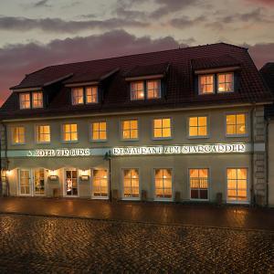Hotelbilleder: Hotel zur Burg, Burg Stargard