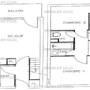 Hotel Pictures: Rental Apartment Ruisseau - Valmorel, Valmorel