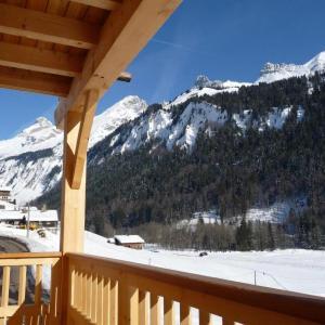 Hotel Pictures: Rental Villa Grand Bornand - 8 Pers, Le Fernuy