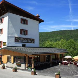 Hotel Pictures: Hotel du Centre, Lélex