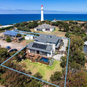 酒店图片: Aireys Inlet Lighthouse Retreat, Aireys Inlet