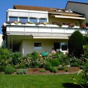 Hotelbilleder: Haus Kerutt, Bad Bellingen