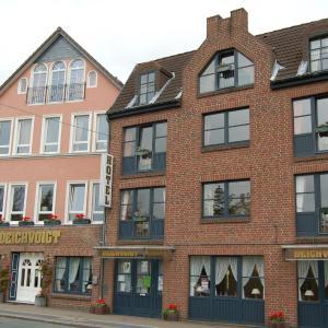 Фотографии отеля: Hotel Deichvoigt, Куксхафен