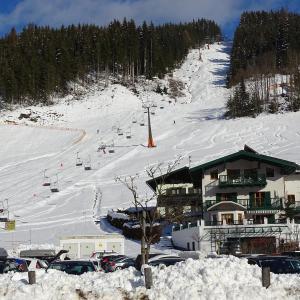 Hotelbilder: Ferienwohnung Grünwald, Eben im Pongau