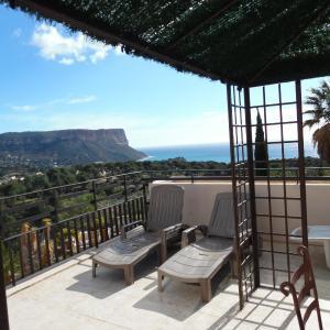 Hotel Pictures: Appartement Dans Villa, Cassis