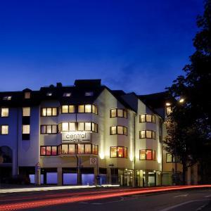 Hotelbilleder: Central Hotel, Villingen-Schwenningen