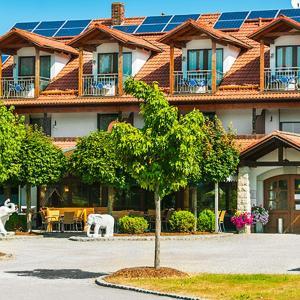 Hotelbilleder: Landhotel Mappacher Hof, Bruck in der Oberpfalz