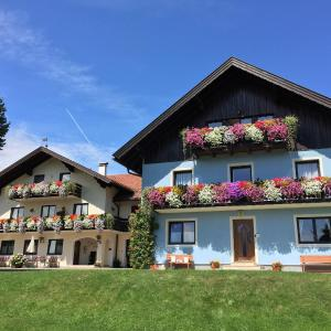 Fotos do Hotel: Pension Herned, Mondsee