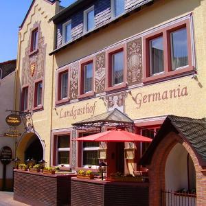 Hotelbilleder: Landgasthof Germania, Rüdesheim am Rhein