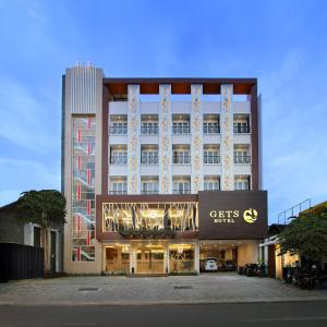 Hotelfoto's: Gets Hotel, Malang