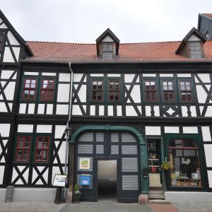 Hotelbilleder: Alte Posthalterei, Stolberg (Harz)
