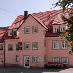 Hotelbilleder: Gasthaus Kranz, Lausheim