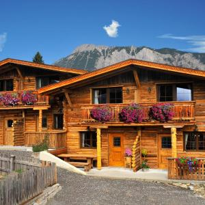 Hotellikuvia: Resort Alt-Ötztal, Sautens