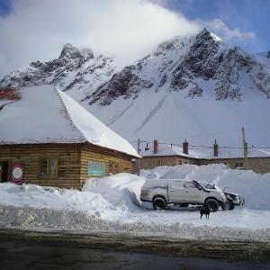 Hotelbilleder: Portezuelo del Viento - Hostel de Montaña, Las Cuevas
