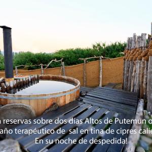 Фотографии отеля: Hostal Altos de Putemun, Putemún