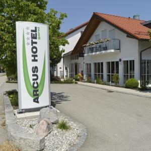 Hotelbilleder: Arcus Hotel, Weißenfeld