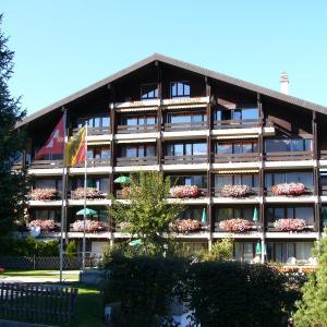 Hotel Pictures: Alpenhotel Residence, Lenk