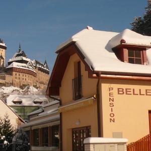 Hotel Pictures: Pension Bellevue, Karlštejn