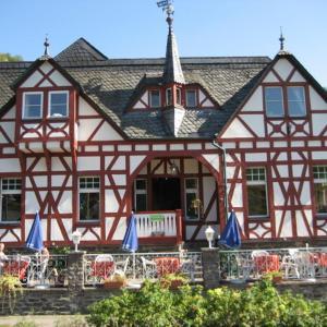Hotel Pictures: Cafe-Konditorei-Pension Sander, Niederfell