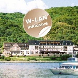 Hotelbilleder: Rheinhotel Vier Jahreszeiten, Bad Breisig