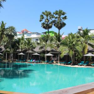 Hotellikuvia: Bann Pantai Resort, Cha Am