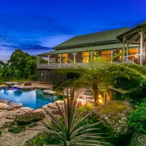 Fotos do Hotel: Bangalla, Coorabell Creek