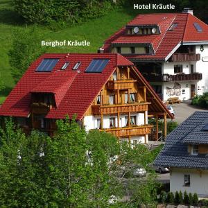 Hotelbilleder: Hotel-Pension Kräutle, Feldberg in Mecklenburg