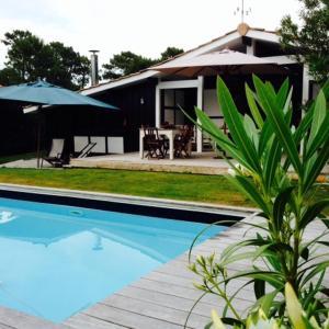 Hotel Pictures: Villa de charme Cap Ferret, Le Canon