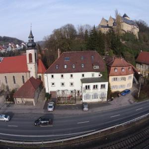 Hotelbilleder: Zum Schwarzen Adler, Mainberg