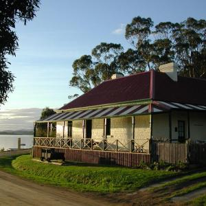 Hotellikuvia: Norfolk Bay Convict Station, Taranna