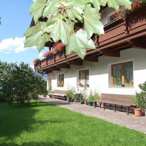 Foto Hotel: Haus Kristall, Uderns