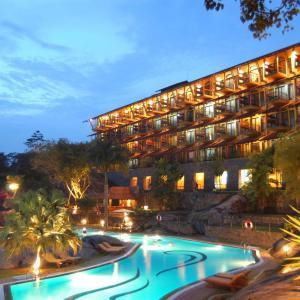 Fotografie hotelů: Earl's Regency Hotel, Kandy