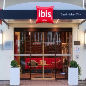 Hotelbilleder: ibis Saarbrücken City, Saarbrücken