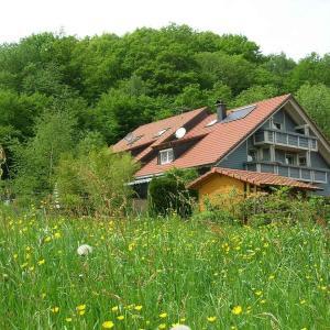 Hotel Pictures: Ferienwohnung zur Schauinslandbahn, Horben