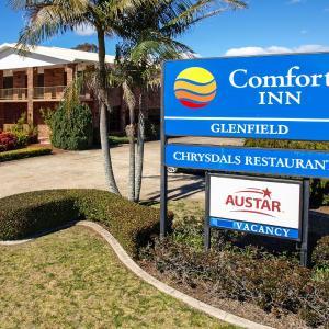 Hotelbilleder: Comfort Inn Glenfield, Toowoomba