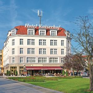 Hotelbilleder: Hotel Kaiserhof, Fürstenwalde