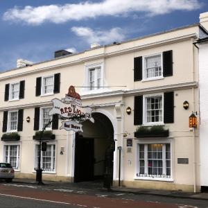 Hotel Pictures: Best Western Red Lion Hotel, Salisbury