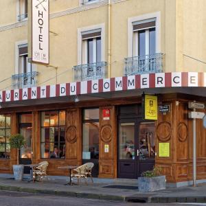 Hotel Pictures: Logis Hôtel Du Commerce, Autun