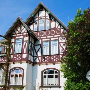 Hotelbilleder: Hotel Villa Rossek, Bad Liebenstein