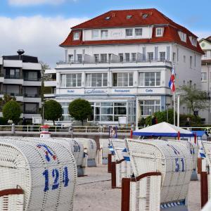 Hotelbilleder: Hotel Strandschlösschen, Travemünde
