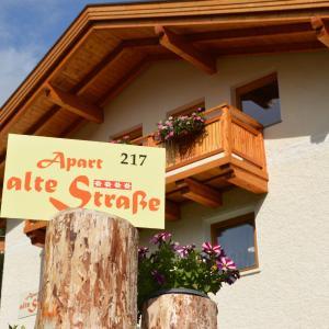 Fotografie hotelů: Apart Alte Straße, Nauders