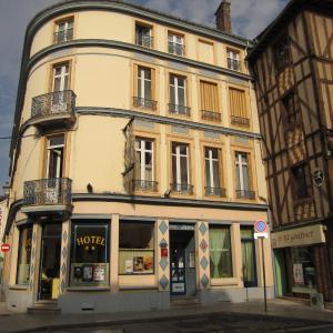 Hotel Pictures: Hotel Arlequin Centre Historique, Troyes